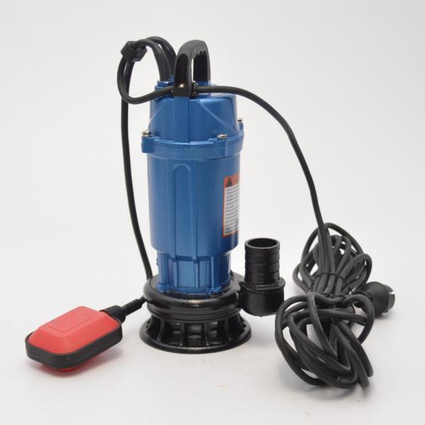 Fäkalienpumpe Schmutzwasserpumpe 250W Tauchpumpe Partikel bis 18 mm
