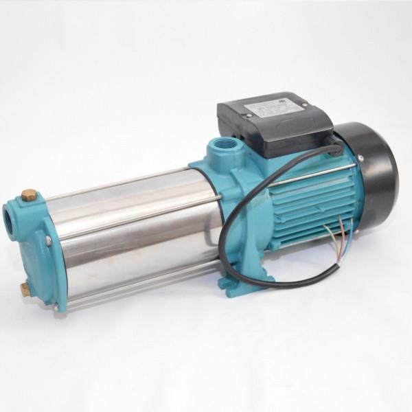 Gartenpumpe MH2500 INOX - 2,5kW - 230V - 5400 L/h - 10,5bar Kreiselpumpe 90l/min