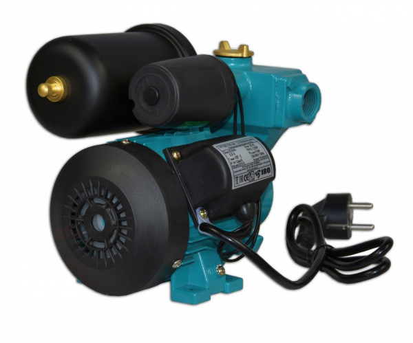 Hauswasserwerk WZCH100 Set Gartenpumpe 120 Watt 1200 L/h 2,5 bar - 1 Liter Druckbehälter